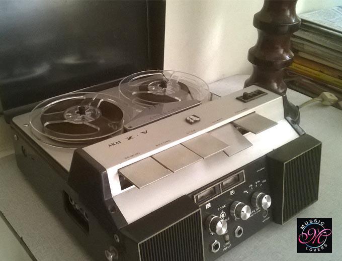 Buy Vintage Akai X V 1960 S Portable Stereo Reel 2 Reel