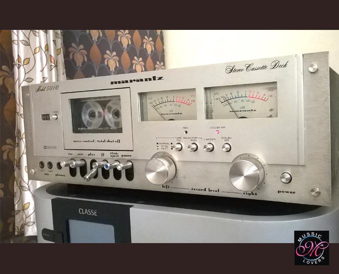 Buy Vintage Marantz 5010 Classic Vintage Stereo Cassette