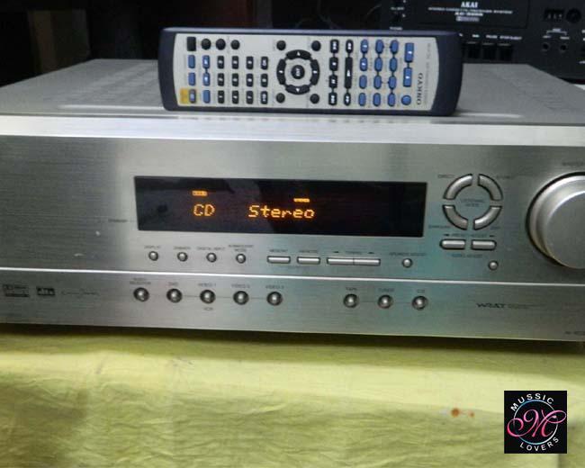 Buy Vintage Onkyo Ht R420 Powerful Audio Video Receiver