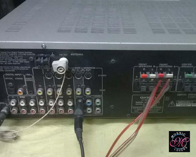 Power Rack For Sale >> Buy Vintage Onkyo HT-R420 Powerful Audio Video Receiver ...