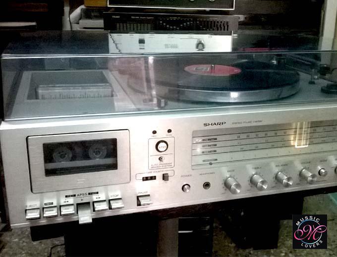 Buy Vintage Sharp Music Center Sg 220 X Sale Pune India