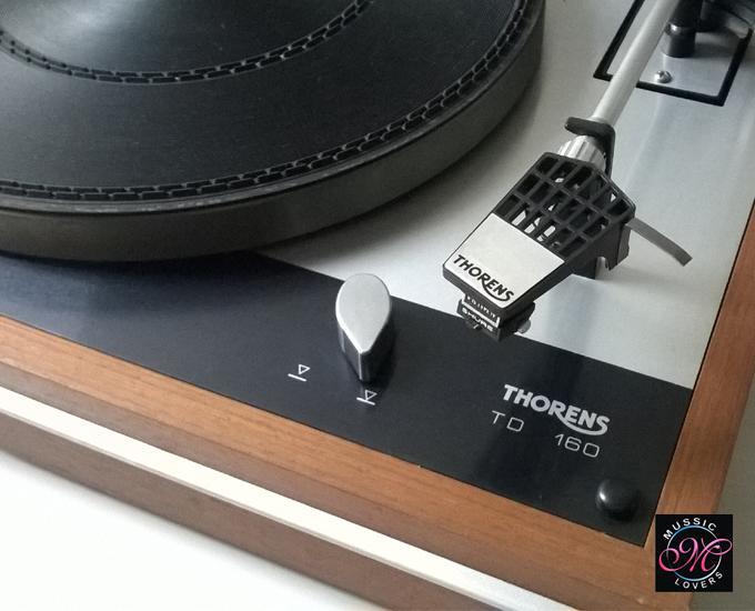 Buy Vintage Thorens Td 160 Simply Classic Vintage