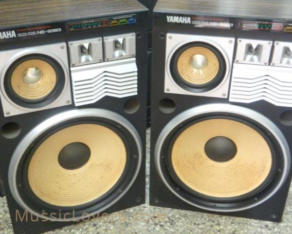 Yamaha Ns A Speakers Spec