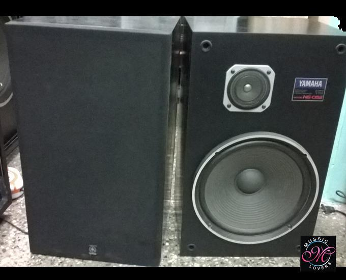 Buy Vintage Yamaha Ns 052 Two Way Speakers With 80 Watts