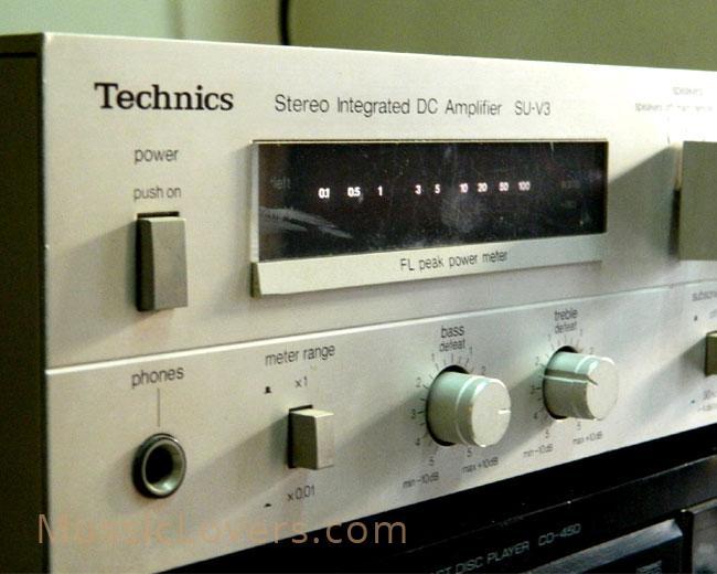 Buy Vintage Technics Japan Made Su V3 New Class A