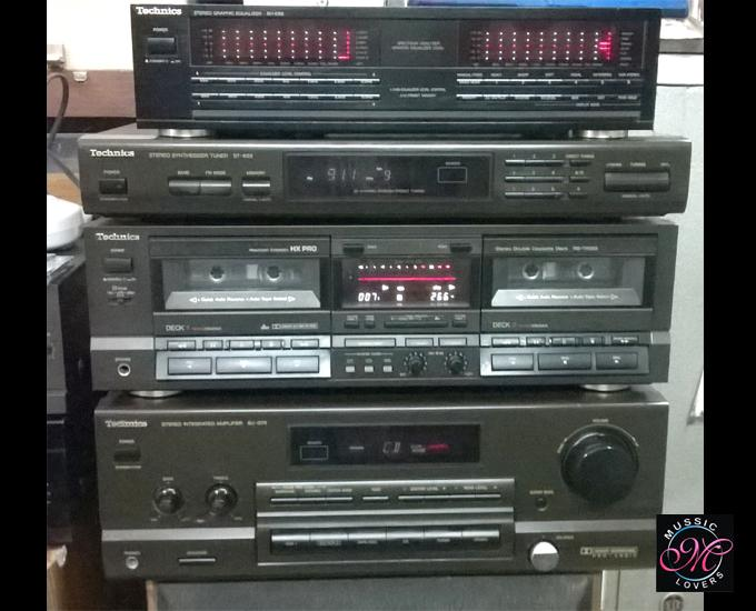 Buy Vintage Technics Japan Rack Type Pro Logic Music