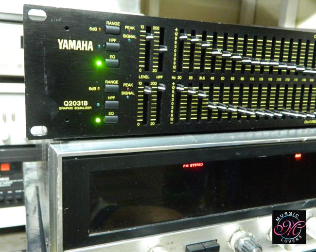 Buy Vintage YAMAHA Q2031B RACKMOUNT 31 BAND GRAPHIC